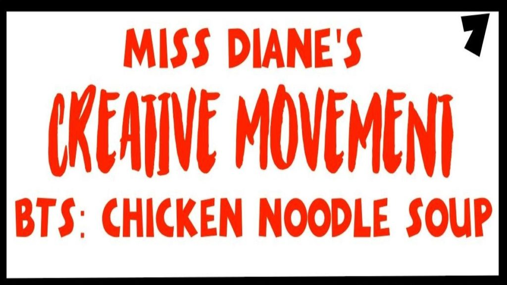 BTS Chicken Noodle Soup with Miss Diane