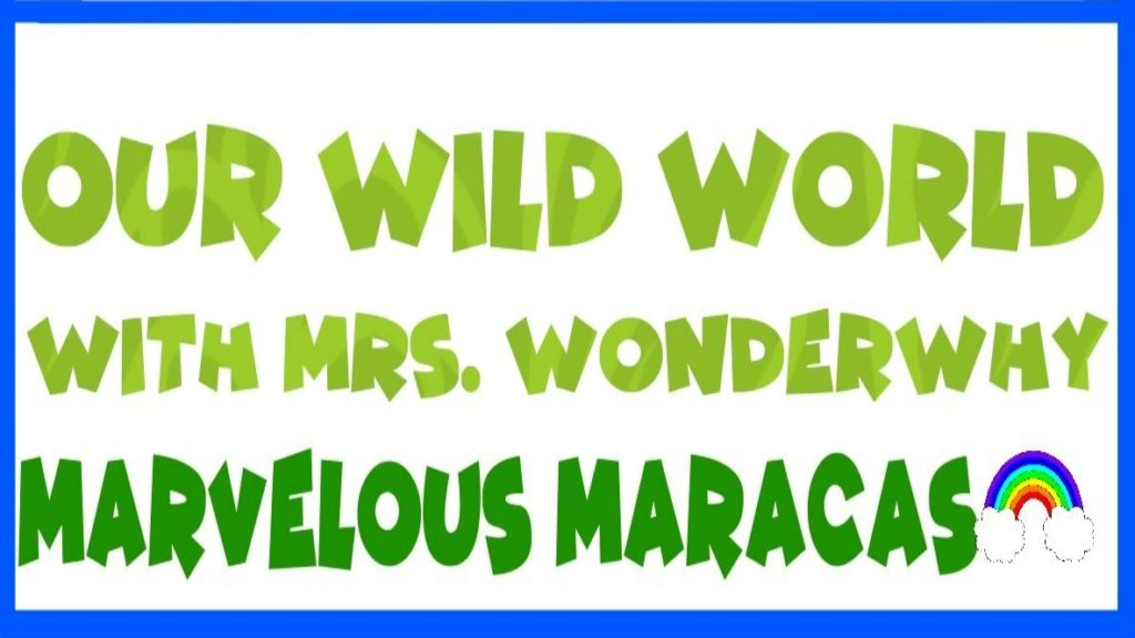 Our Wild World With Mrs. Wonderwhy